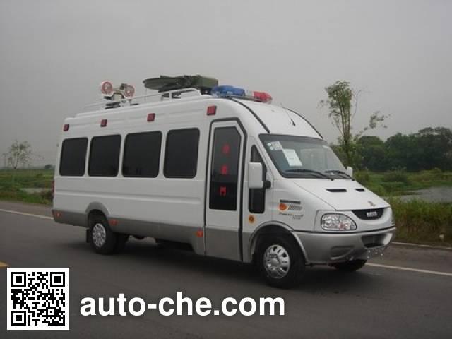Shentan JYG5052XZH satellite communications command vehicle