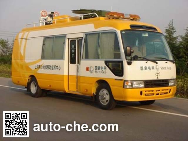 Shentan JYG5053XZH emergency power supply command vehicle