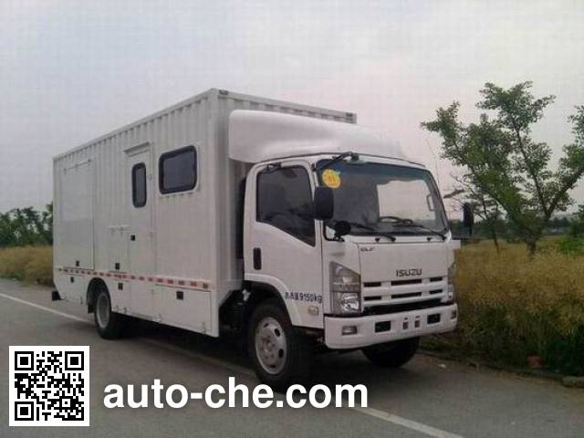 Shentan JYG5090XAJG public order inspection vehicle