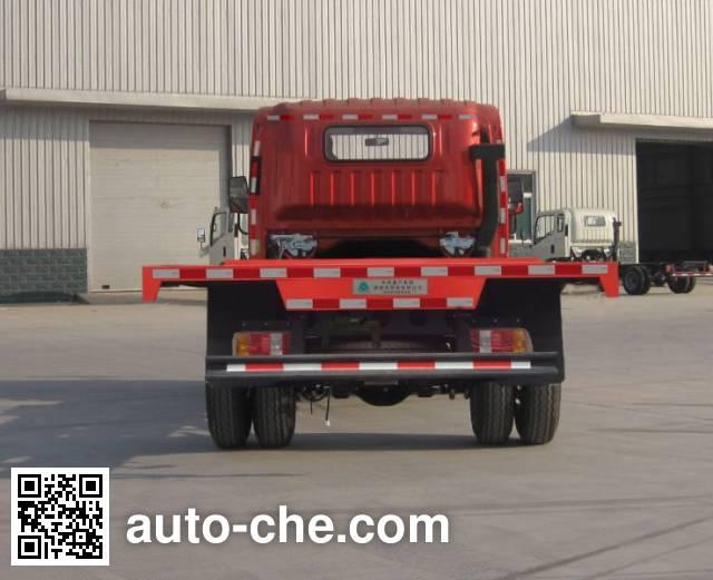 Luye JYJ5040TPB flatbed truck