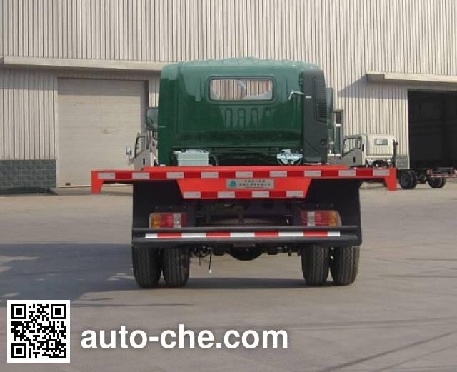 Luye JYJ5040TPBD flatbed truck
