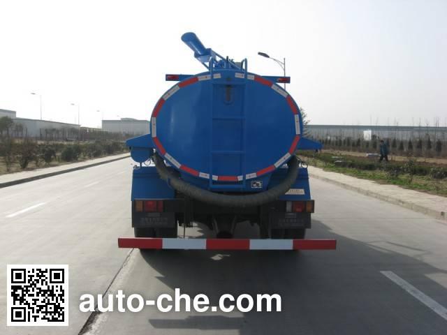 Luye JYJ5090GXE suction truck