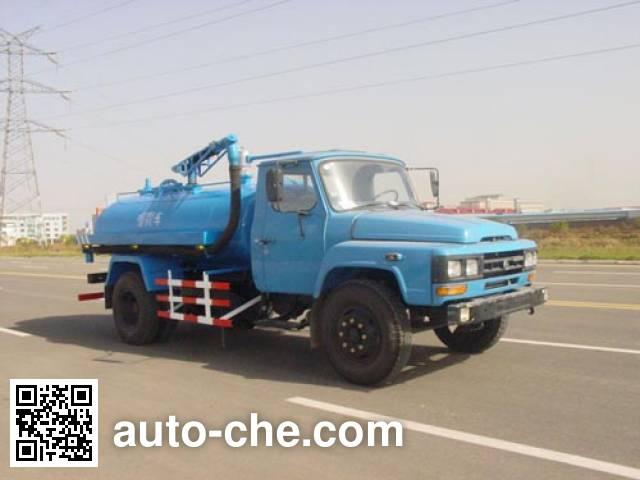 Luye JYJ5093GXE suction truck