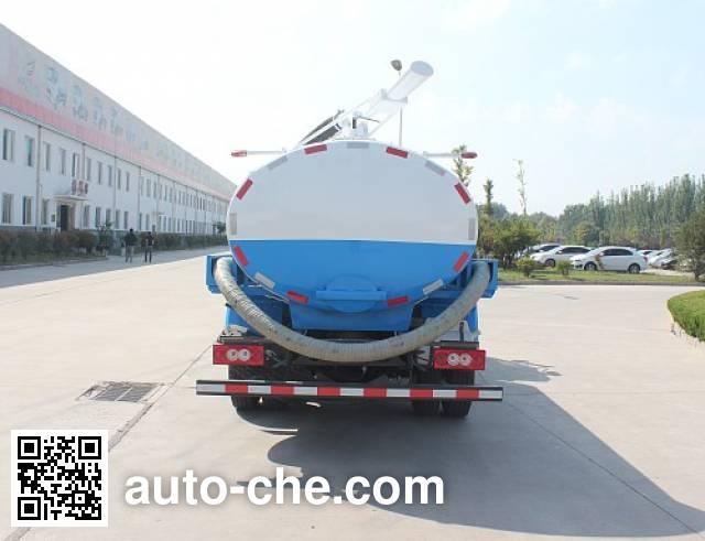 Luye JYJ5109GXWE sewage suction truck