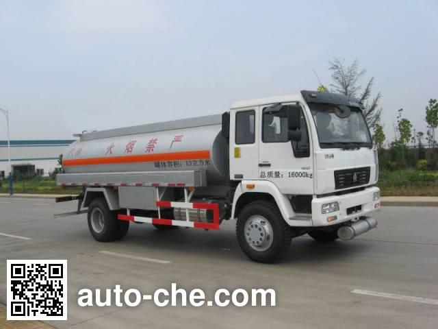 Luye JYJ5160GYY oil tank truck