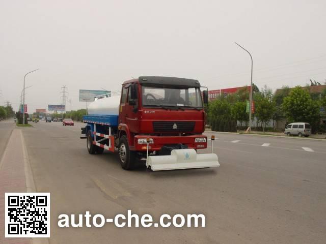 Luye JYJ5161GQX street sprinkler truck