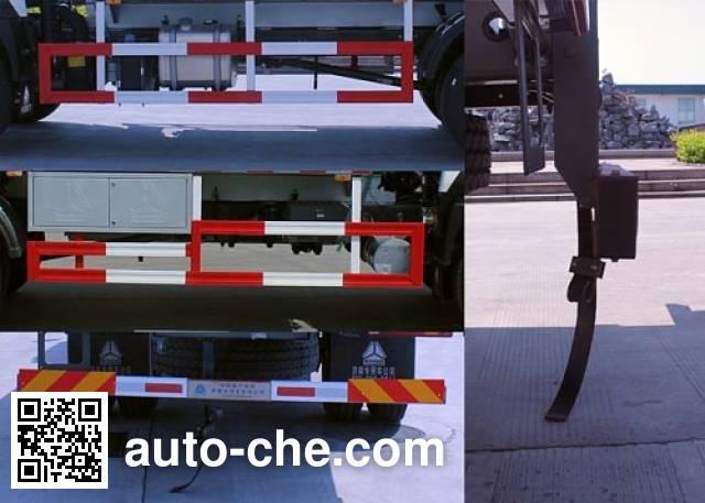 Luye JYJ5161GYYD oil tank truck