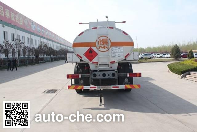 Luye JYJ5161GYYE oil tank truck