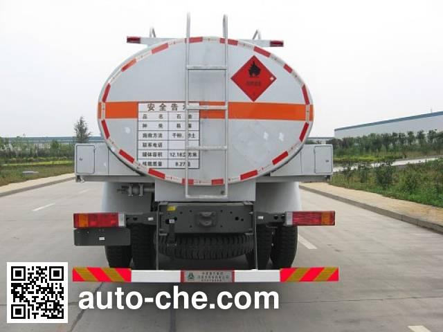Luye JYJ5164GJYD fuel tank truck
