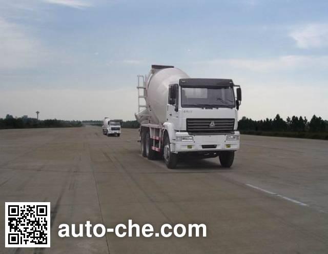 Luye JYJ5251GJB concrete mixer truck