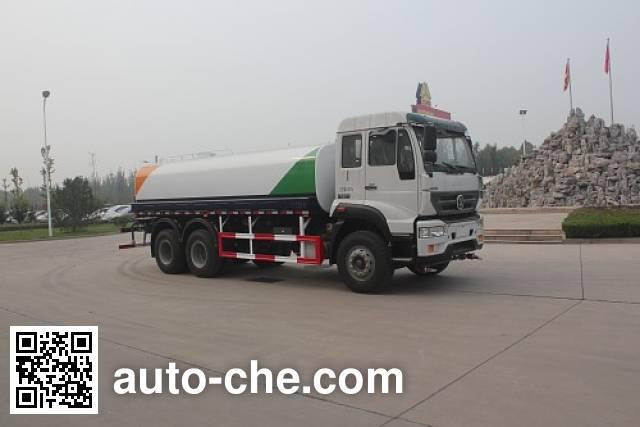 Luye JYJ5251GSSE1 sprinkler machine (water tank truck)