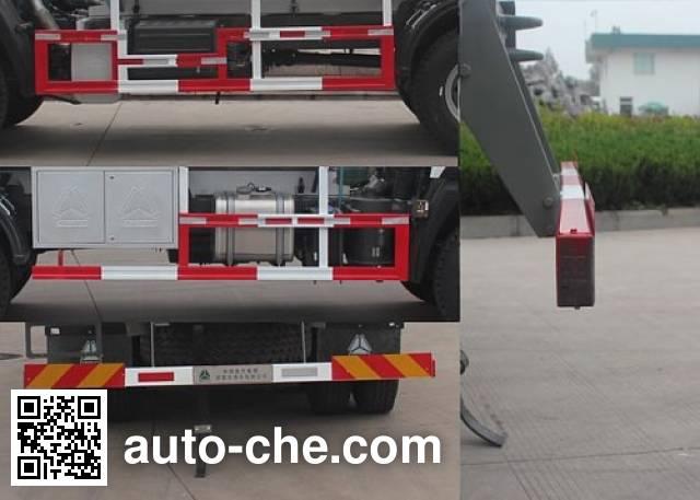 Luye JYJ5251GYYD oil tank truck