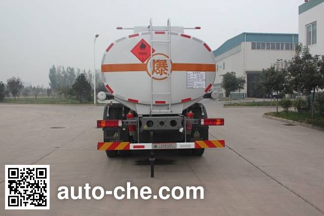 Luye JYJ5251GYYD1 oil tank truck