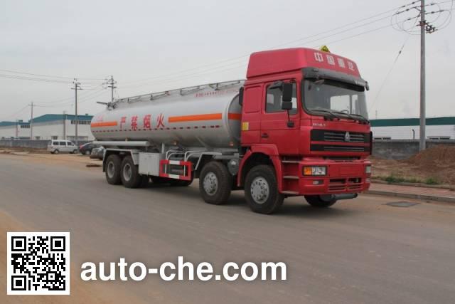 Luye JYJ5313GYY oil tank truck