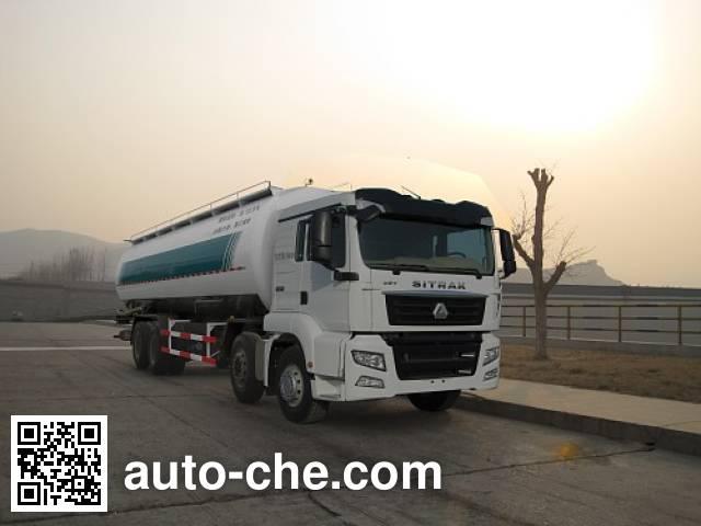 Luye JYJ5316GFLD2 low-density bulk powder transport tank truck