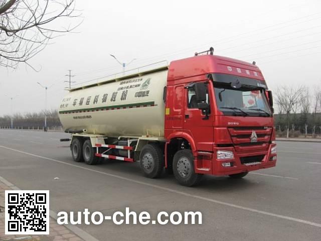 Luye JYJ5317GFLD1 low-density bulk powder transport tank truck
