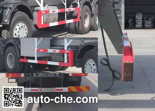 Luye JYJ5317GYYD oil tank truck