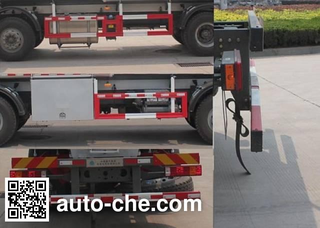 Luye JYJ5325GYYD oil tank truck