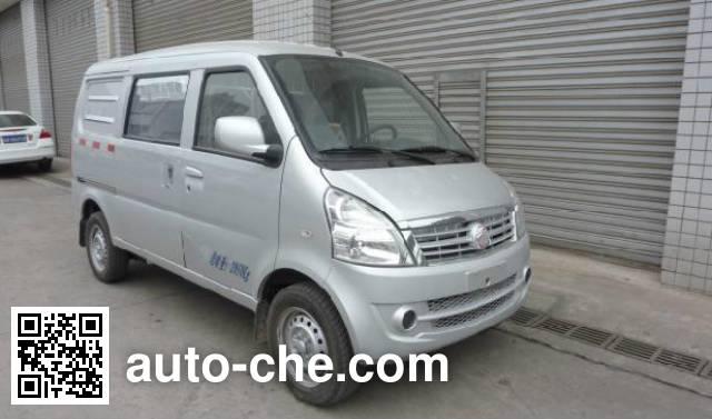中宜牌JYK5023XXYEV纯电动厢式运输车