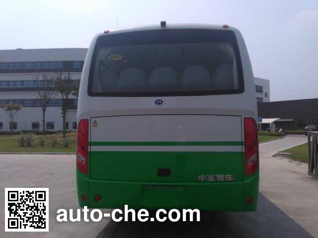 Zhongyi Bus JYK6100BEV electric bus