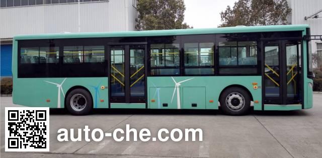 Zhongyi Bus JYK6100GBEV electric city bus