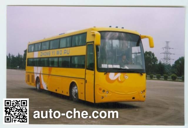 中宜牌JYK6120W客车