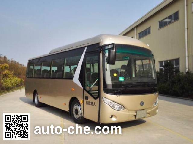 Zhongyi Bus JYK6801BEV electric bus