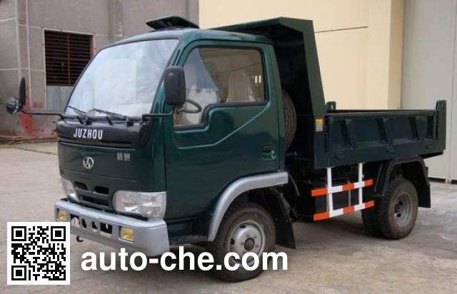 桔洲牌JZ2310D自卸低速货车