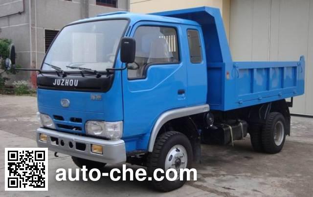 Jiezhou JZ2810PD low-speed dump truck