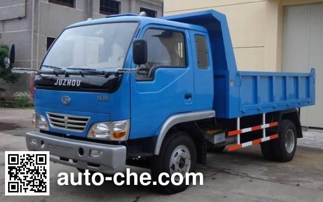 Jiezhou JZ5815PDN low-speed dump truck