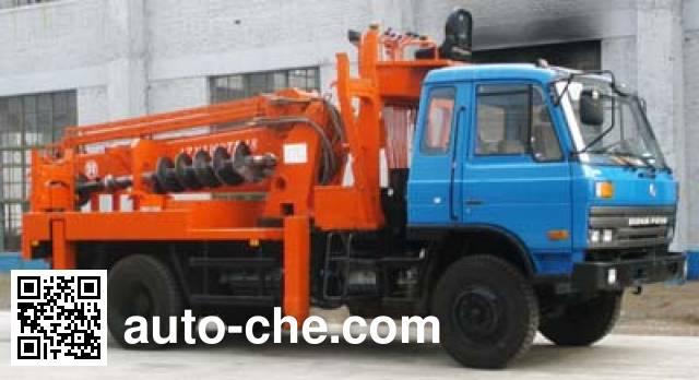 Jinzhong JZX5100TZJ8 drilling rig vehicle
