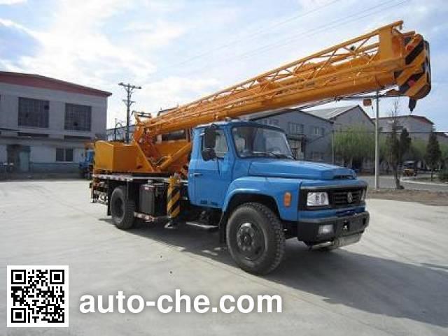 Jinzhong JZX5107JQZQY8FV truck crane