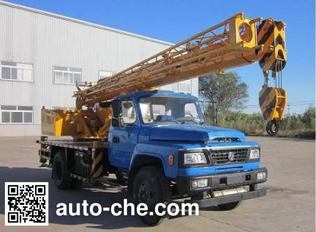 Jinzhong JZX5110JQZQY8FV5 truck crane