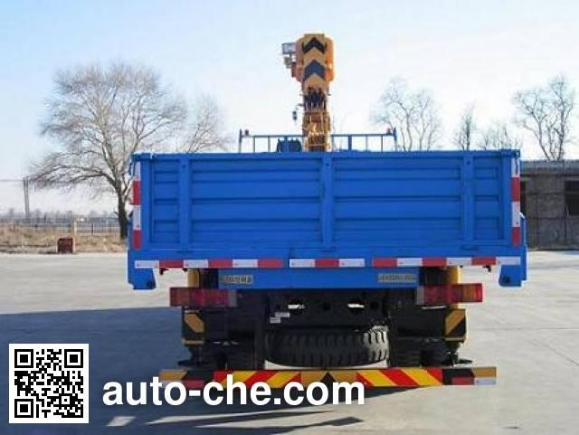 Jinzhong JZX5251JSQ truck mounted loader crane