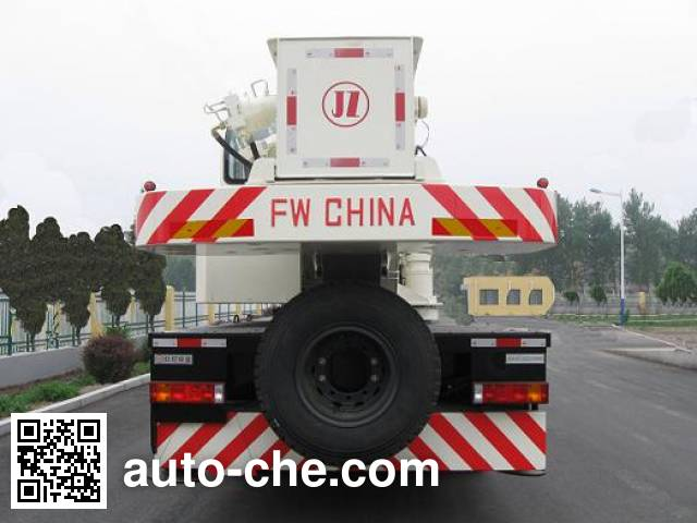 Jinzhong JZX5327JQZQY25N5S truck crane