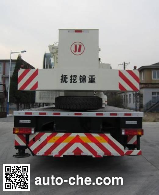 Jinzhong JZX5430JQZQY55N5S truck crane