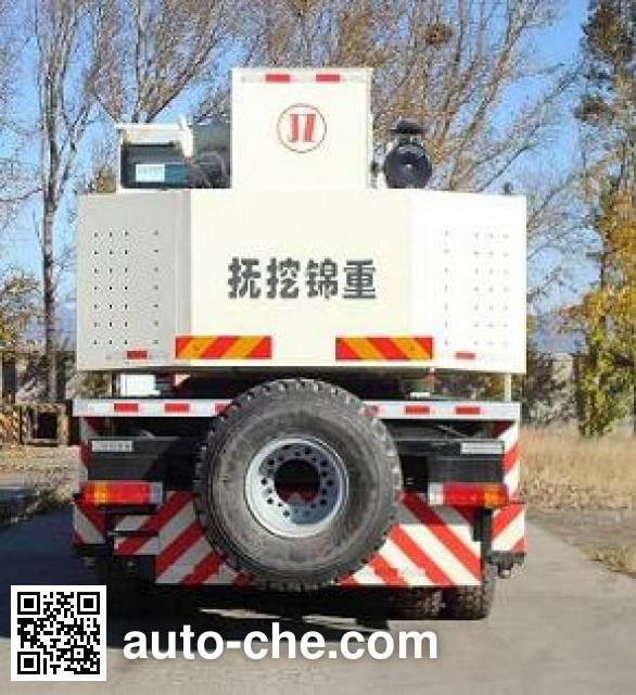 Jinzhong JZX5480JQZQY70N5Y truck crane