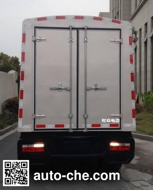 康迪牌KD5040XXYJBEV2纯电动厢式运输车
