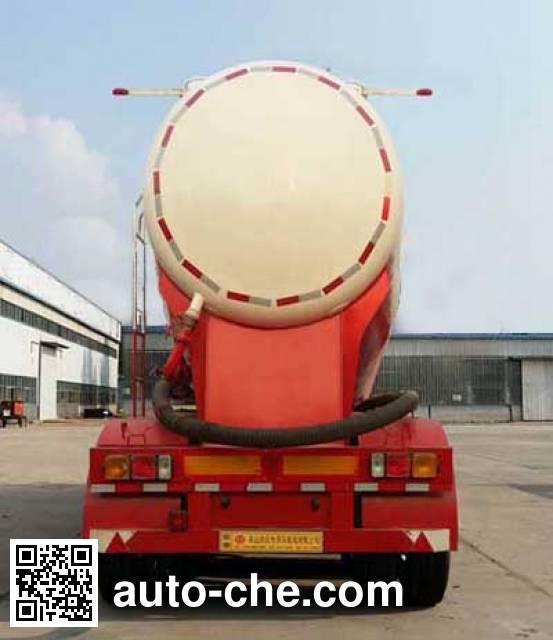 凯迪捷牌KDJ9400GFL中密度粉粒物料运输半挂车