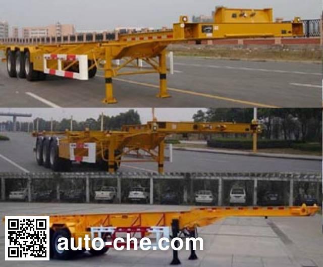 Kaidijie KDJ9401TJZE container transport trailer
