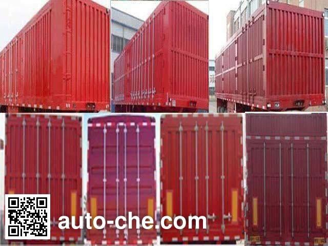 Jinduoli KDL9400XXY box body van trailer