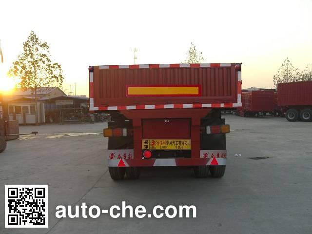 Jinduoli KDL9401Z dump trailer