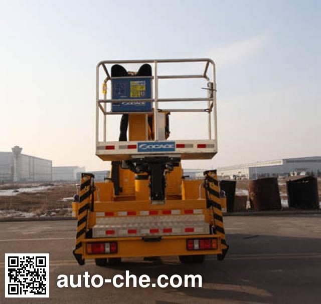 North Traffic Kaifan KFM5054JGK410HA aerial work platform truck