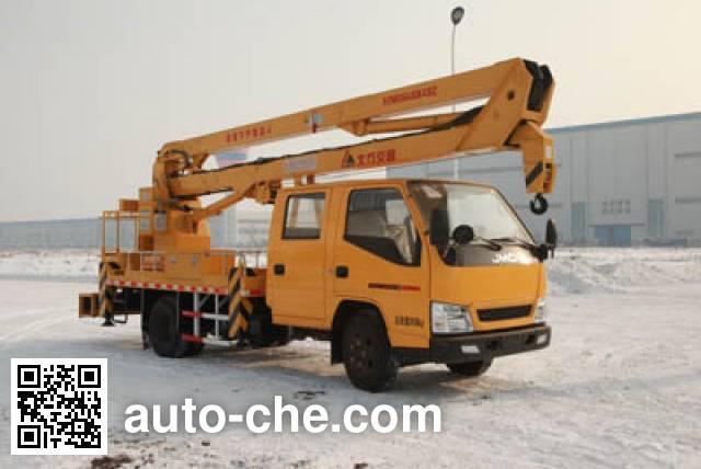North Traffic Kaifan KFM5064JGK415Z aerial work platform truck