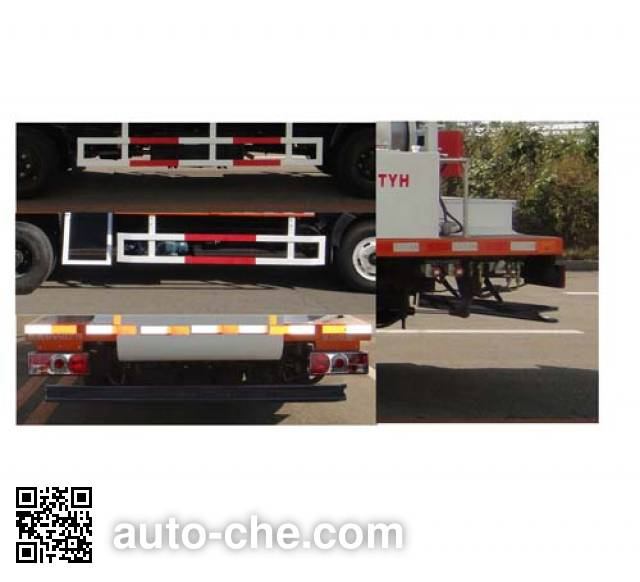 North Traffic Kaifan KFM5083TYH pavement maintenance truck