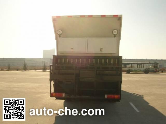 North Traffic Kaifan KFM5250TBFC synchronous chip sealer truck