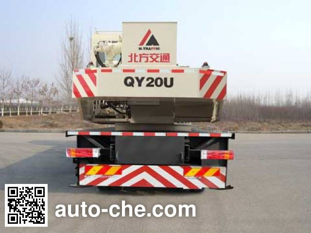 North Traffic Kaifan KFM5270JQZ20U1 truck crane