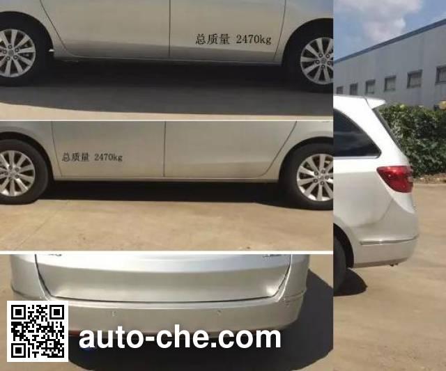 Kangfei KFT5020XJC50 inspection vehicle