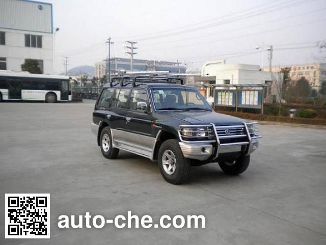 Kangfei KFT5030XJK4 monitoring vehicle