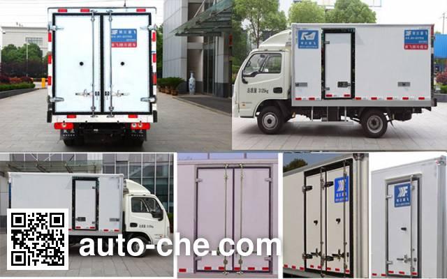 康飞牌KFT5031XLC50冷藏车